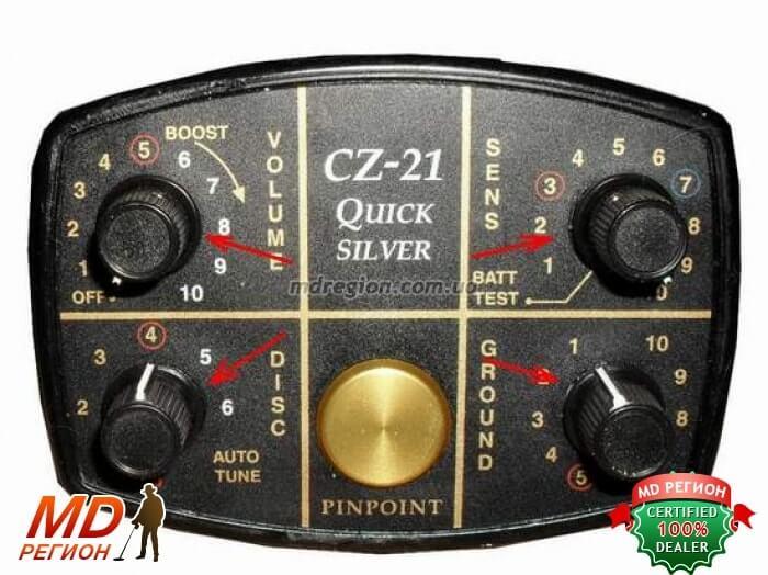 Fisher CZ-21