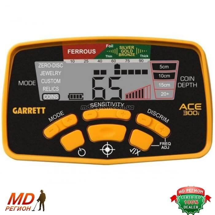 Garrett ACE 300i металлоискатель