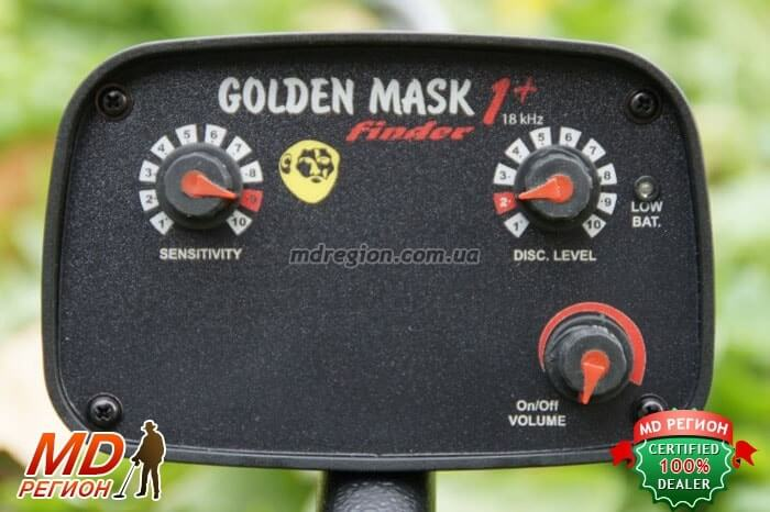 Golden Mask 1+ купити