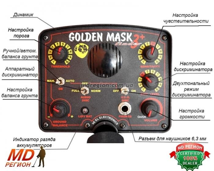 Golden Mask 3+ отзывы