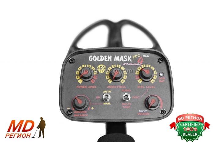 купити golden mask 4 pro