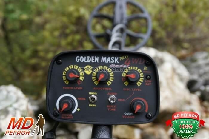 Golden Mask 4WD Pro WS-105 цена отзывы