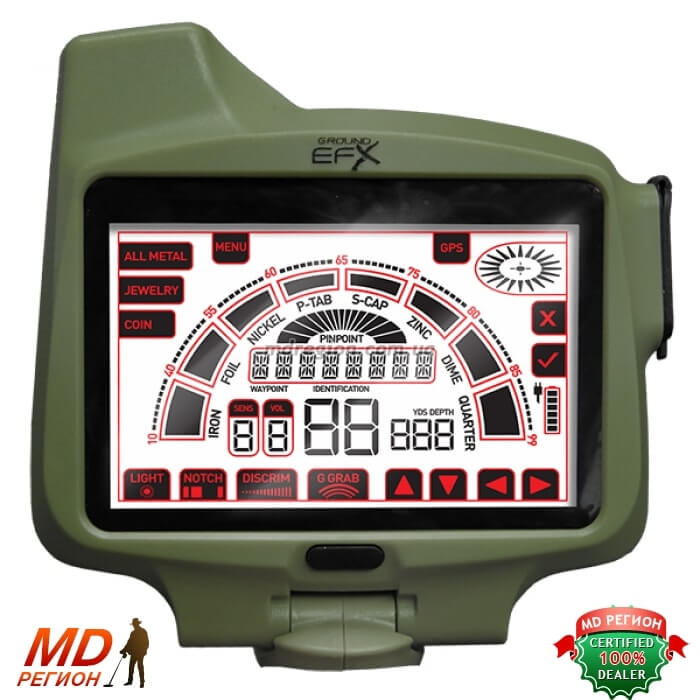 Ground EFX MX400 настройка