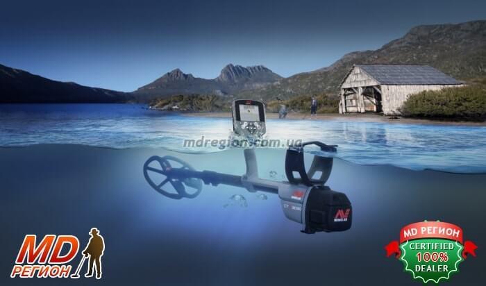 подводные металлоискатели Minelab CTX 3030