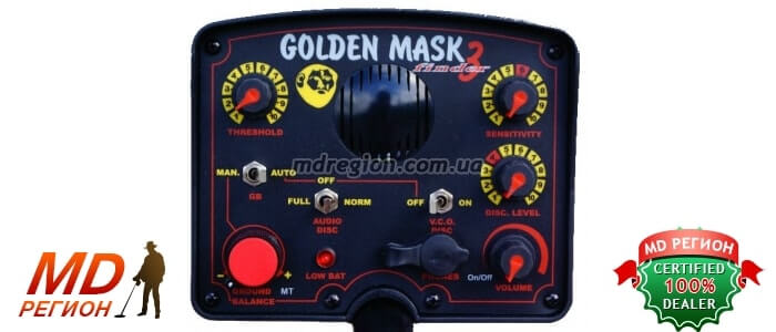 Golden Mask 3 купить