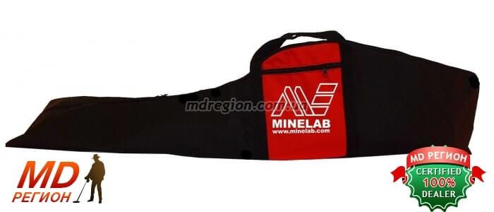 Minelab carry bag сумка для металлоискателя