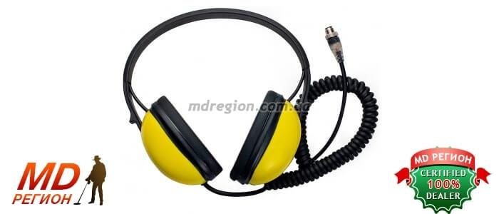 Водонепроницаемые наушники Headphones Waterproof для металлоискателя Minelab CTX3030